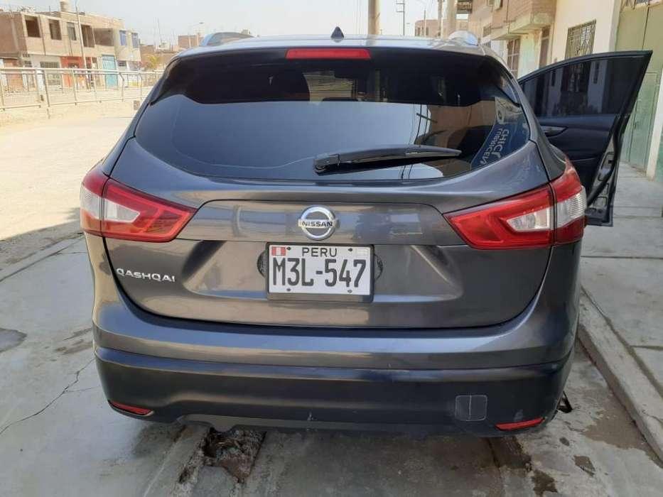 Nissan Qashqai  2014 - 61000 km