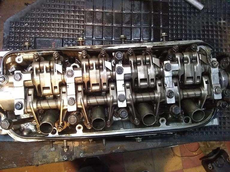 tapa de cilindro honda accord 94/ 97 vtec