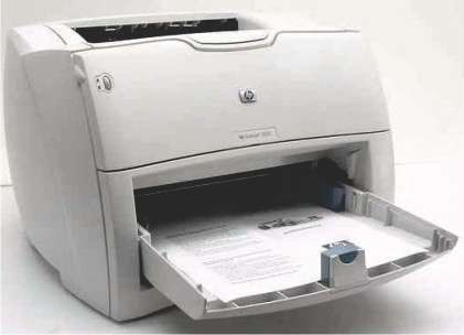 IMPRESORA LASSER HP 1300n 2 x 150.000 hacen 4000 copias c/u