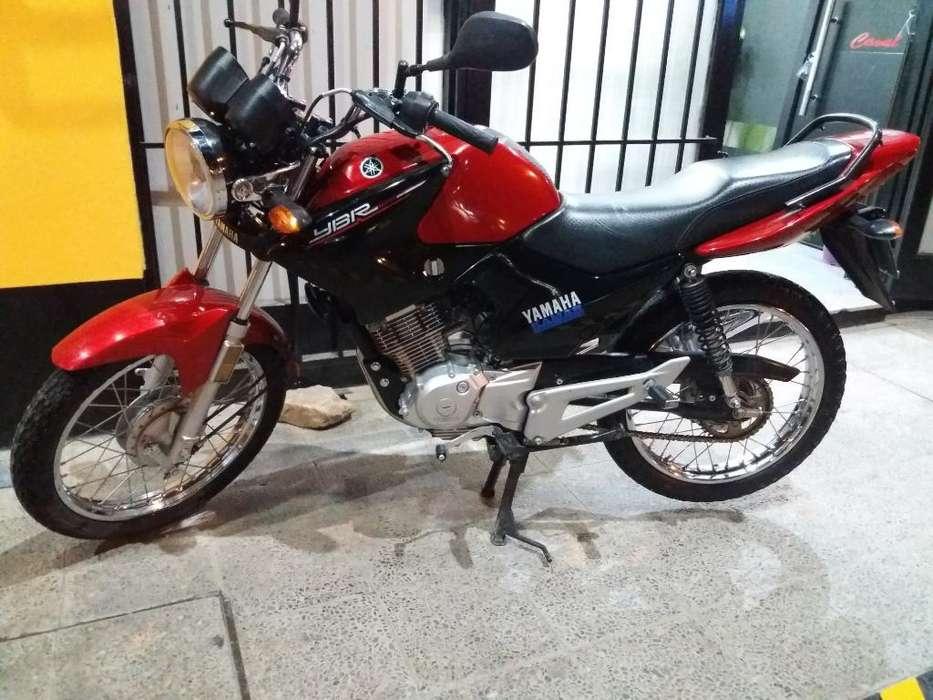 Yamaha Ybr Vendo O Pongo Dif