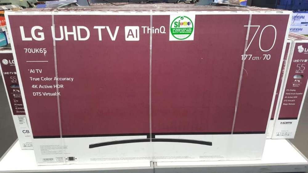 Televisor Marca Lg de 70 Pulgadas Nuevo