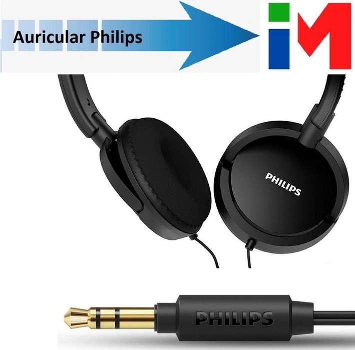 Auriculares 32 Mm Philips Supraurales Shl5000 - NUEVOS !!! 650