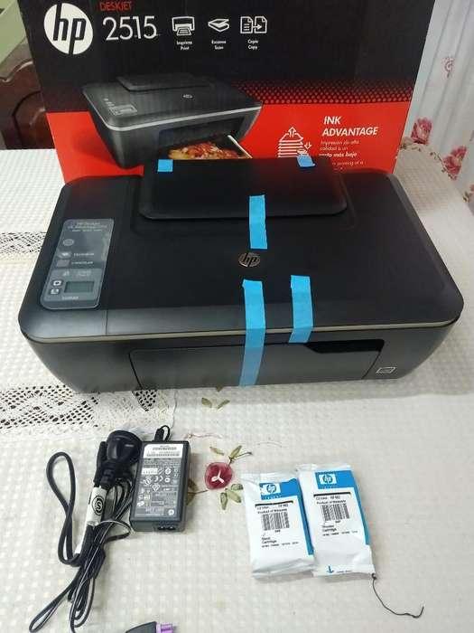 Impresora Hp Multifuncion. sin Uso