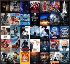 Películas variadas de DVD
