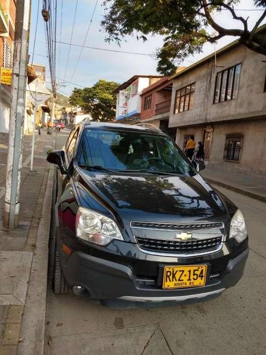 Chevrolet Captiva 2011 - 120000 km
