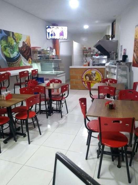 Gangazo Vendo Excelente Restaurante