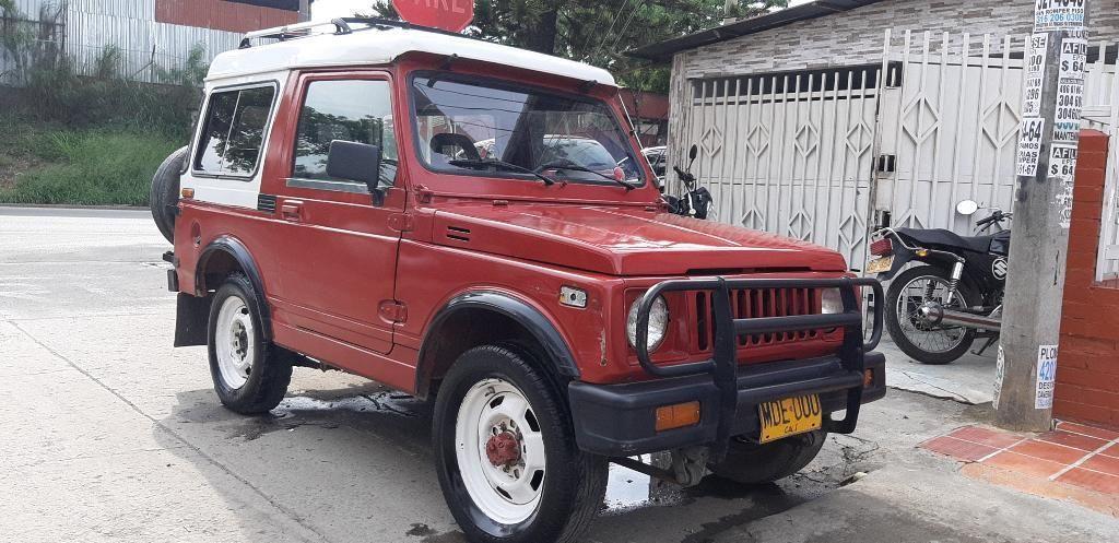Suzuki Sj410 4x4 1984