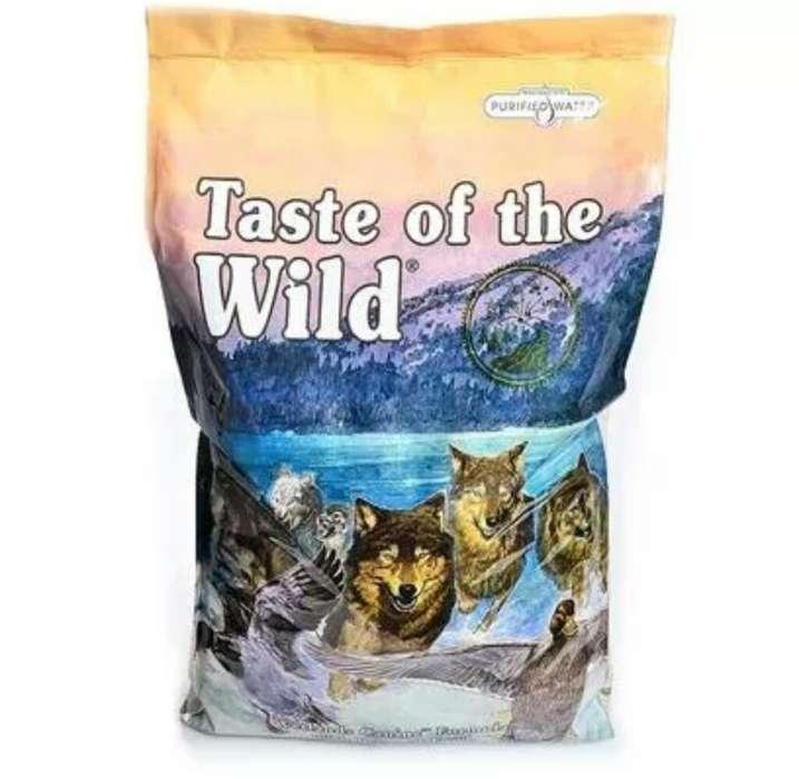 Taste Of The Wild Pato X 30 Libras.