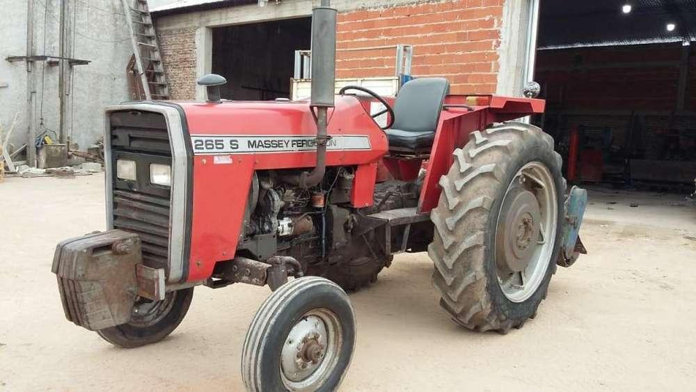 Tractor Massey Ferguson 265s,único Dueño