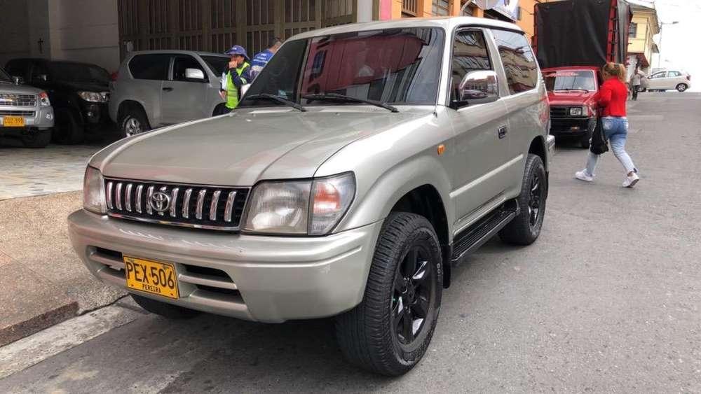 Toyota Prado 2005 - 0 km