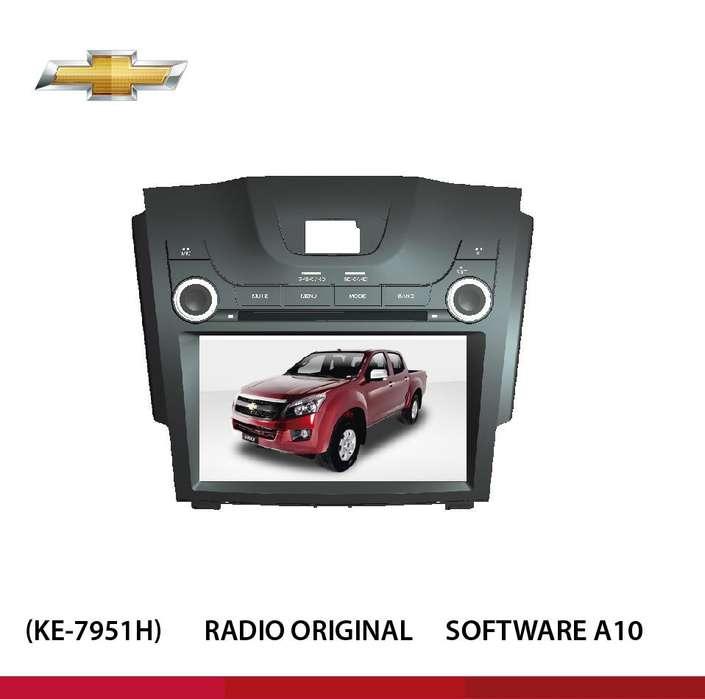 RADIO SOFTWARE A10 CHEVROLET D-MAX