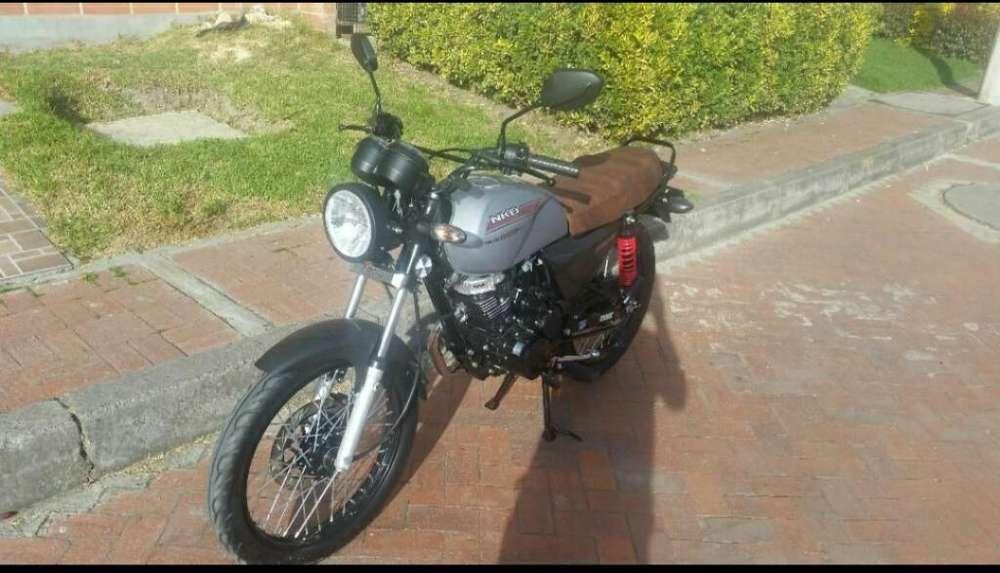 Moto Nkd 125 Edición Especial Modelo2019