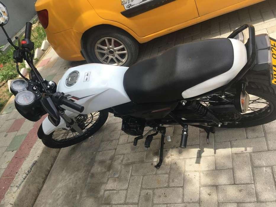 Vendo Moto NKD 2020