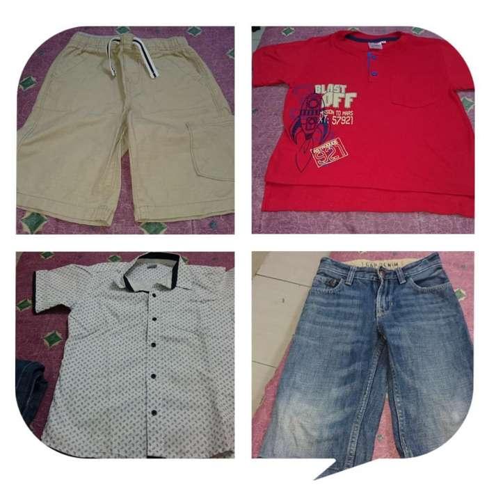 Lote de <strong>ropa</strong> de Niño