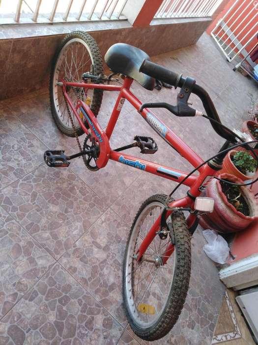 Bicicleta los 2 x 5000