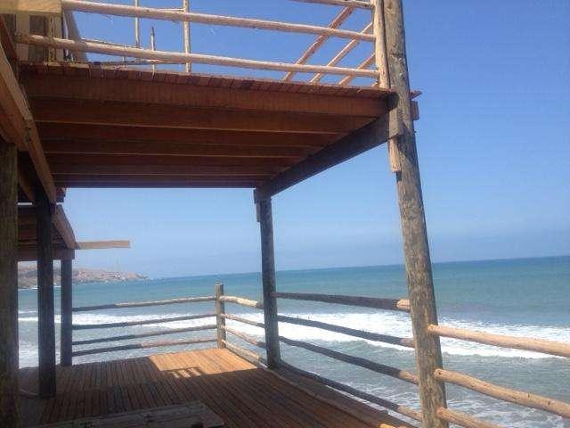 Alquiler Departamentos en primera fila Playa Mancora