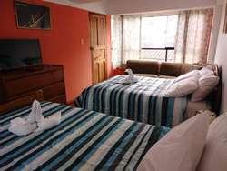 Alquilo habitaciones amobladas con baño propio por temporadas cortas o largas