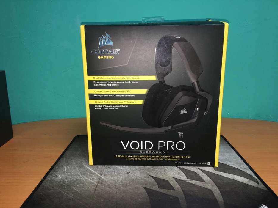 Corsair Void Pro Surround Premium Gaming