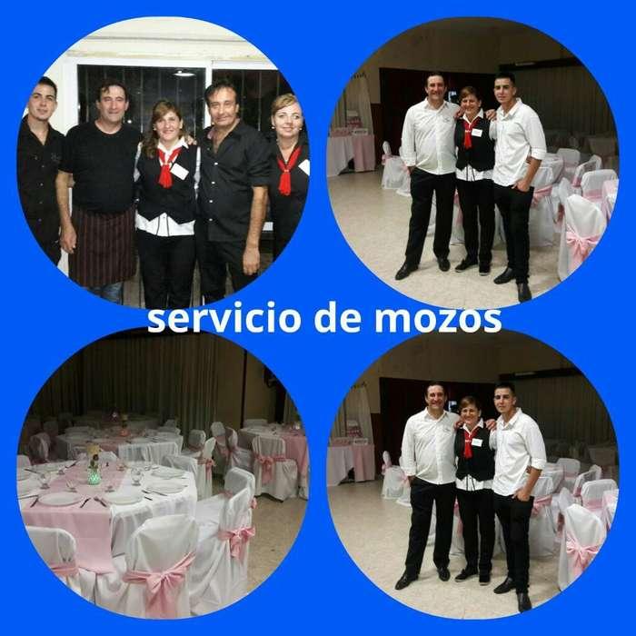 Servicio de Mozos Zona Sur