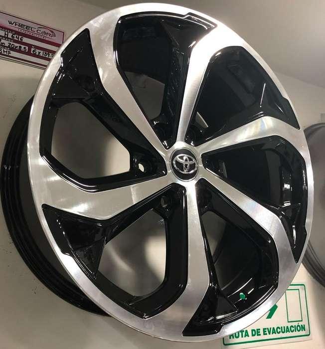 Rines 20 de Lujo Toyota 2019