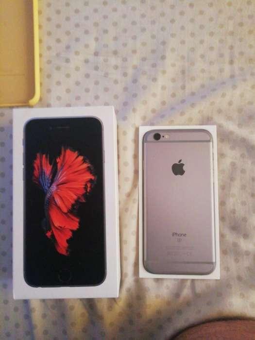 iPhone 6s 34 Gb 8 Dias de Uso