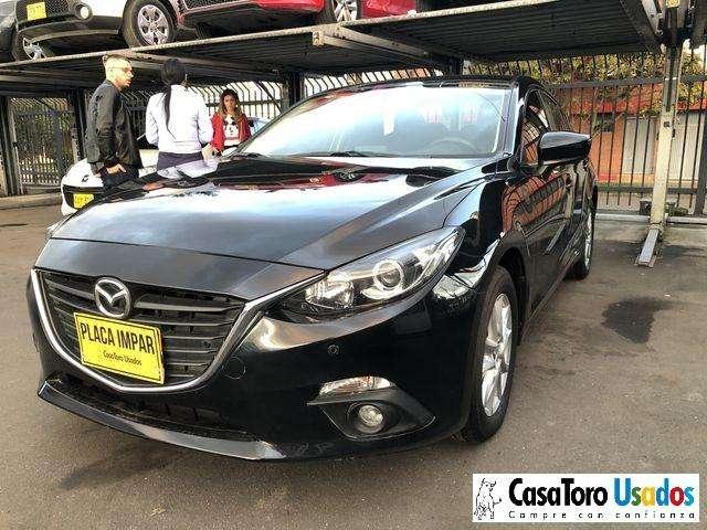 Mazda 3 2015 - 65273 km