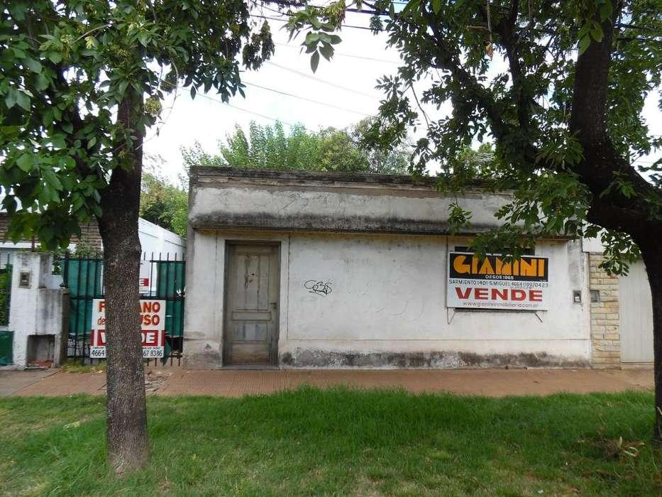 casa a refaccionar centro de san miguel