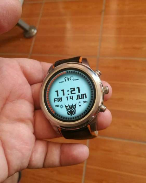 Vendo Reloj Inteligente Smartwat