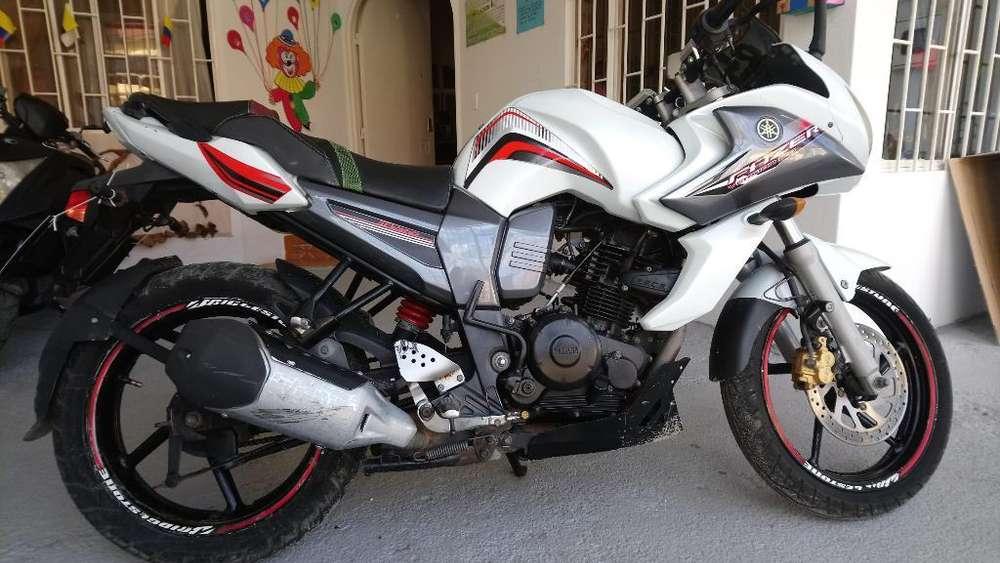 Vendo <strong>yamaha</strong> Facer Fz16 Mod.2013