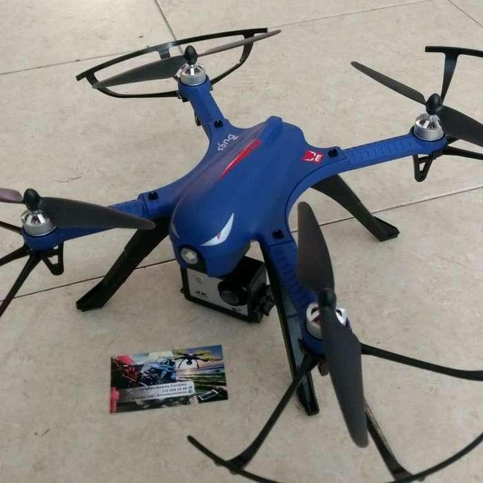 Drone Motores Brushless 4k