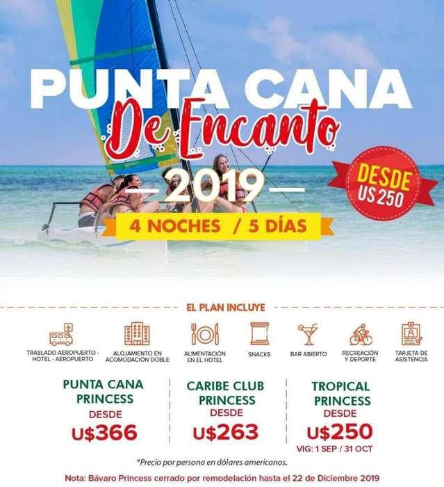 Espectacular Viaje a Punta Cana