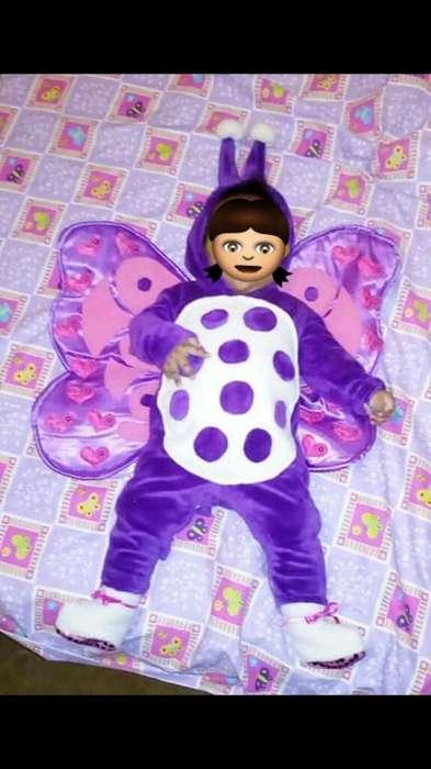 S Venden Disfraces de Mariposa