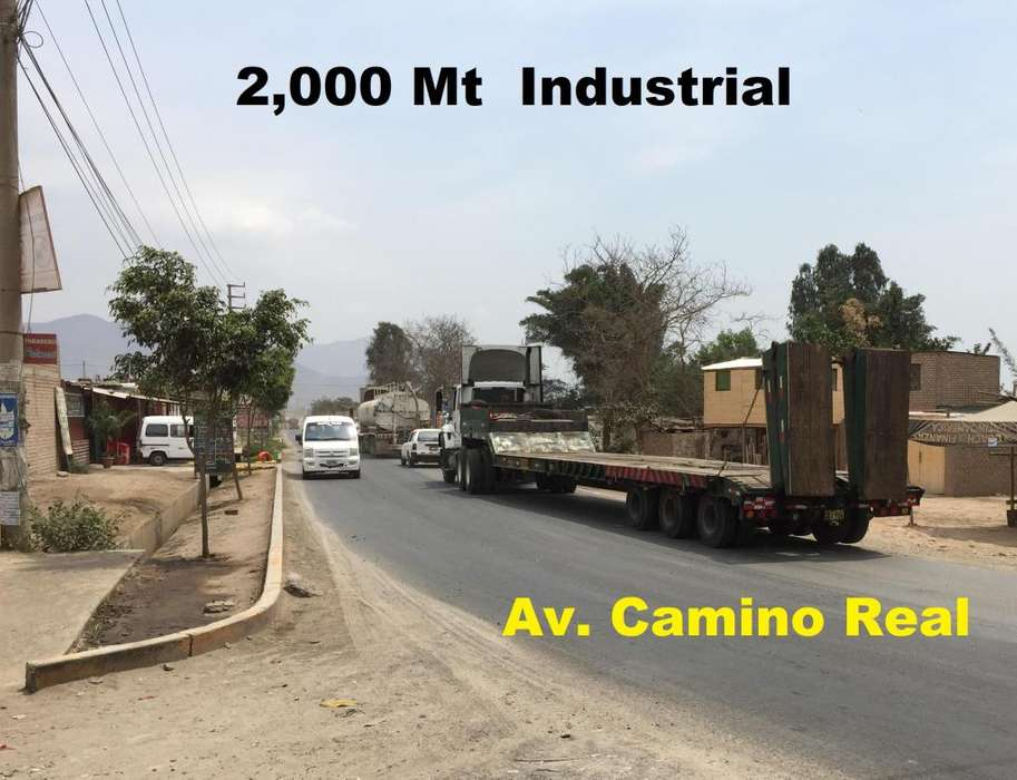 2,000 Mt INDUSTRIAL 221 TITULO
