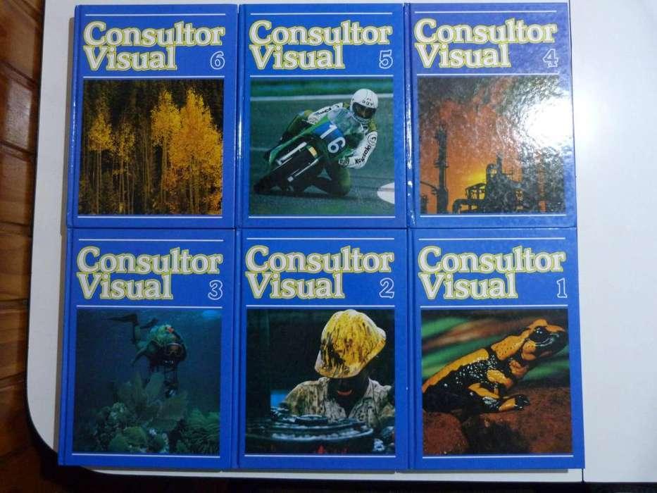 Enciclopedia Alfatemática Consultor Visual 1984