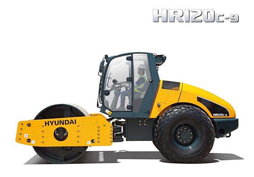 RODILLO HYUNDAI HR120C 12 TON