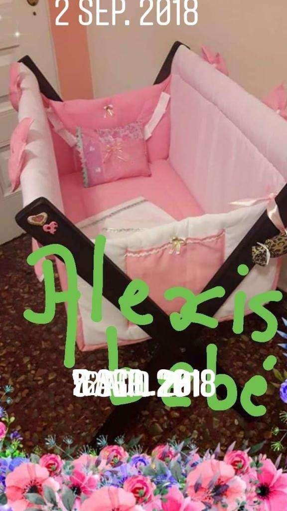 Catres cunas Alexis bebe - ESTAMOS TOMANDO RESERVAS PARA JULIO!!!