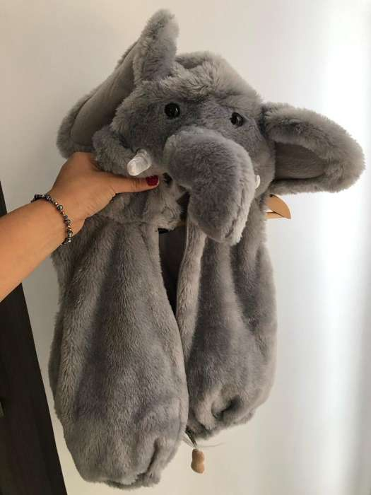 Difraz Elefante Bebe