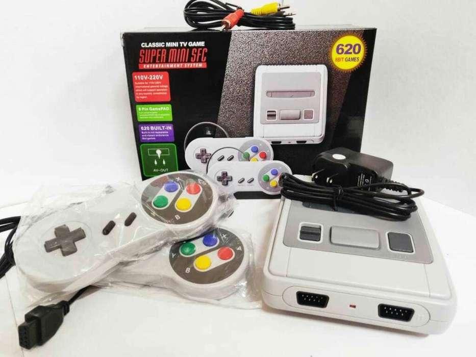 Consola Retro Super Mini Classic Tv
