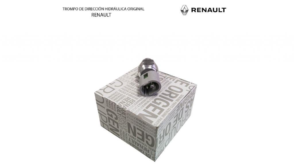 Repuesto original Renault Trompo de presión de aciete