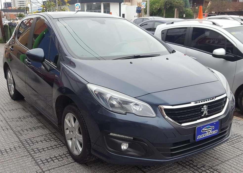 Peugeot 308 2015 - 1000 km