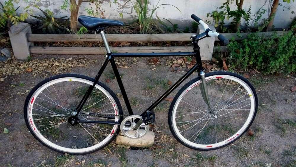 Bicicleta Rod 28, Fixie, Vintage, Ruta, Paseo