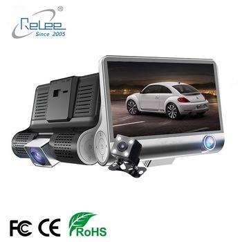 pantalla con camara delantera posterior y de retro