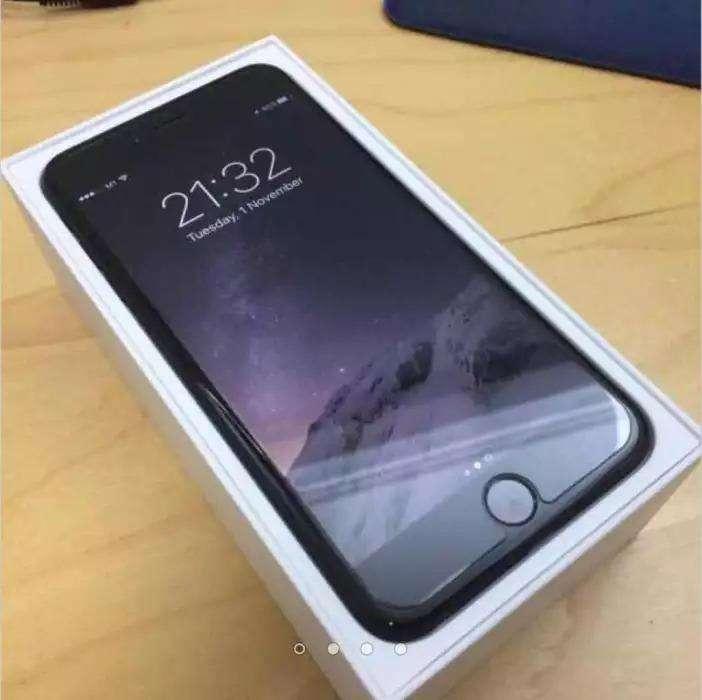 iPhone 6 plus 128 gb Como nuevo