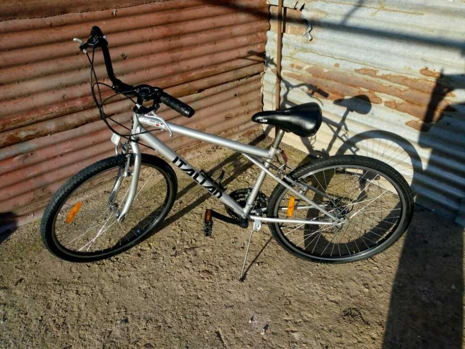 Bicicleta Mtb Horquilla Rigida Italian