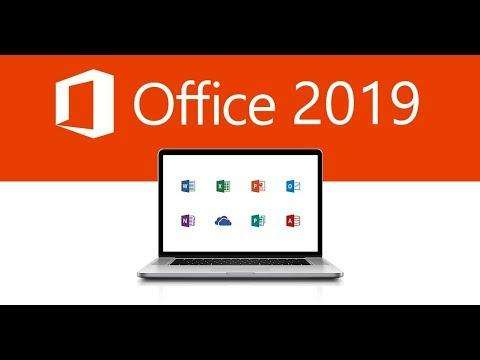 Office 2019 Win / Mac