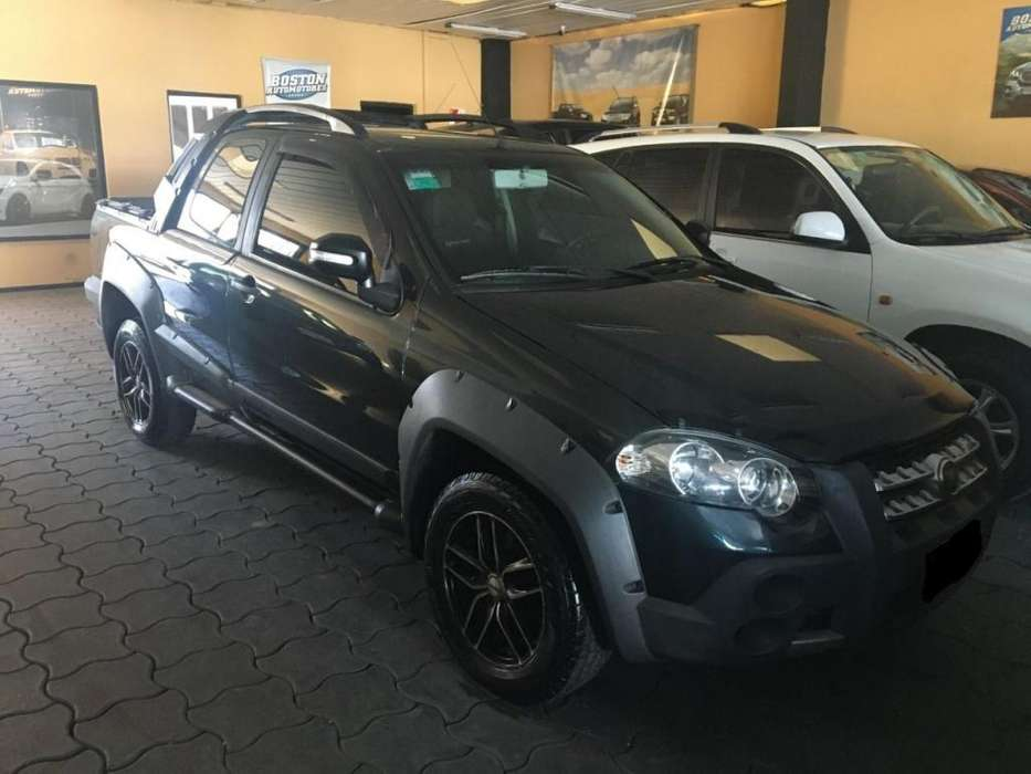 Fiat Strada Adventure 2011 - 140000 km