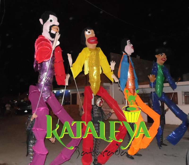 BATUCADA COMPARSAS ZANCOS MIMOS CLAUN ANIMADORES <strong>bailarina</strong>S ACTIVACIONES BTL MIMOS