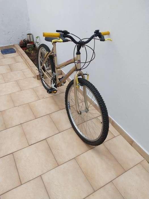 Vendo Bici Casi Nueva Rodado 26