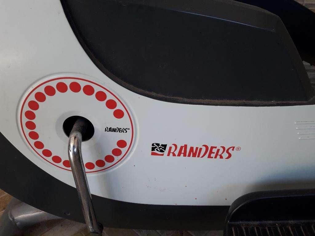 Eliptico Y Bici Fija Randers 2 en Uno