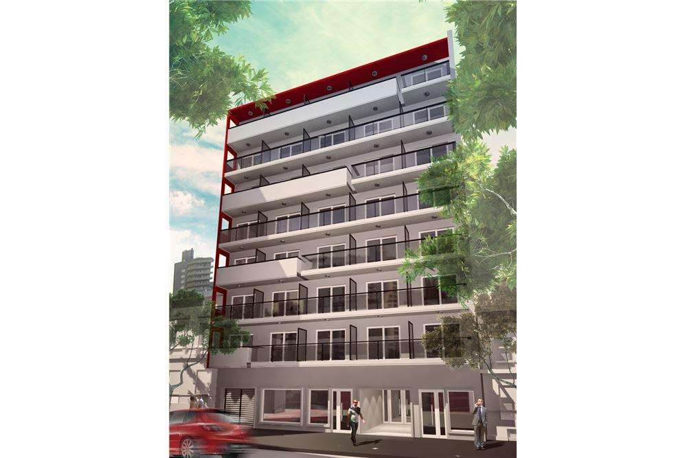 DEPTO 1 DORM. C/ PATIO EN CONSTRUCCION - MAIPU 733